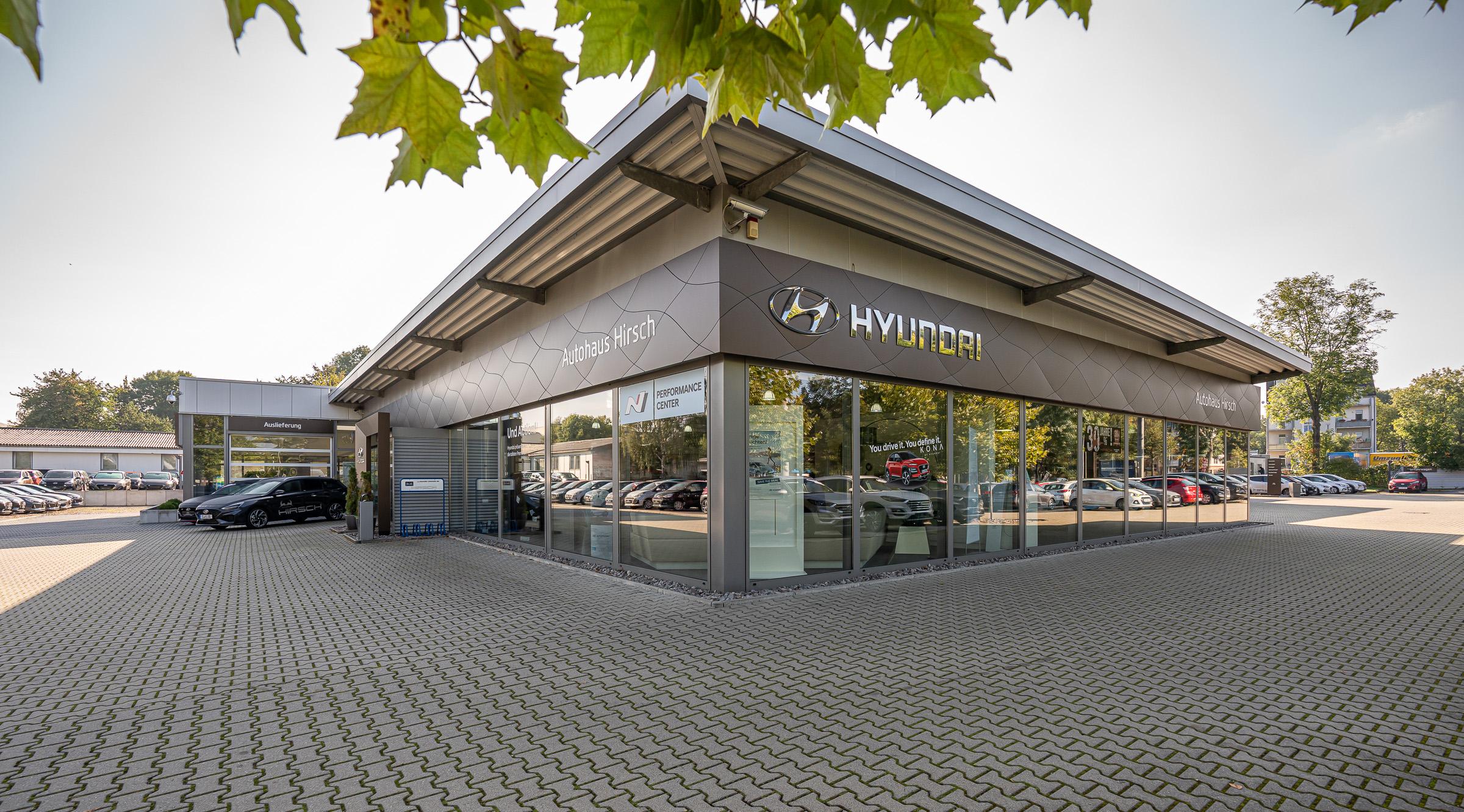 Hyundai Autohaus Hirsch Chemnitz