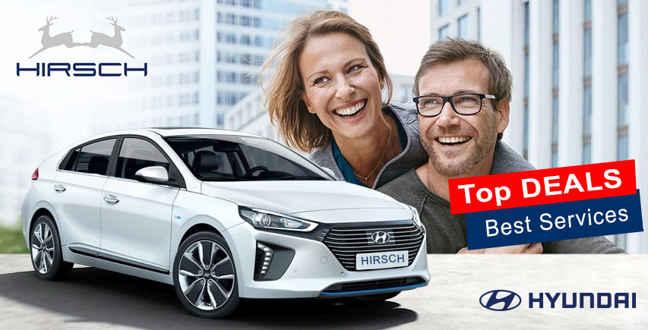 Hyundai Vertragshändler Deals