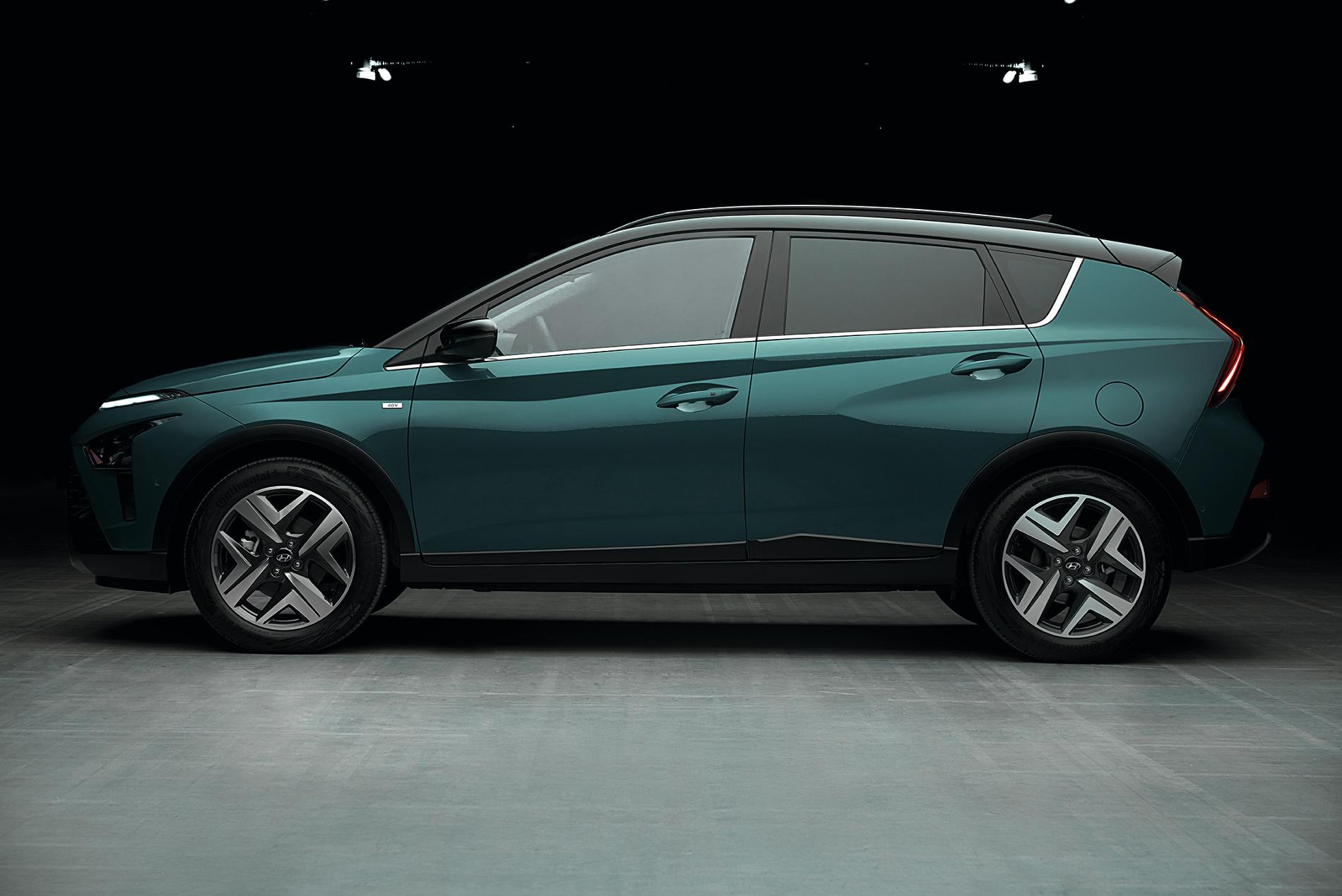 Bild - der neue Hyundai BAYON